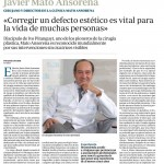 Especialidades Médicas - Corregir un defecto estético es vital para la vida de muchas personas