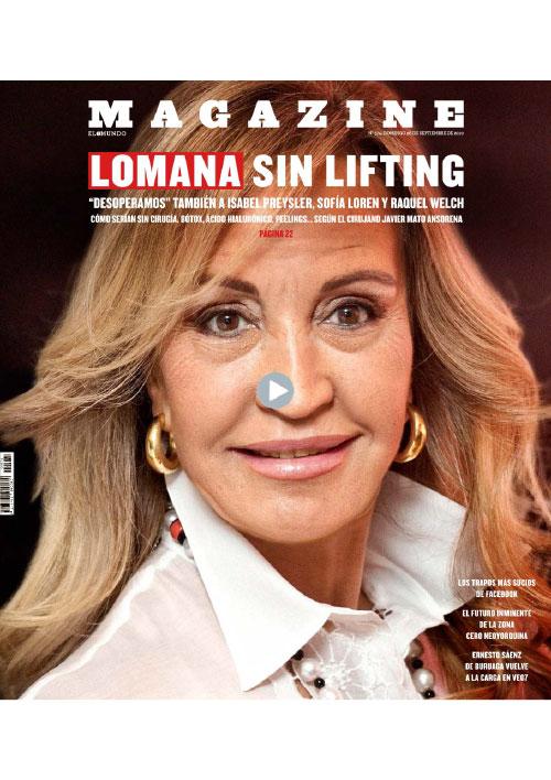 Quot Desoperamos Quot A Carmen Lomana Isabel Presley Sofia Loren