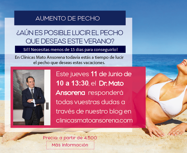Aumento de Pecho - Madrid, Marbella, Sevilla, Huelva