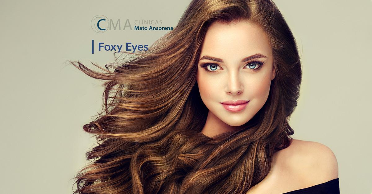 foxy eyes