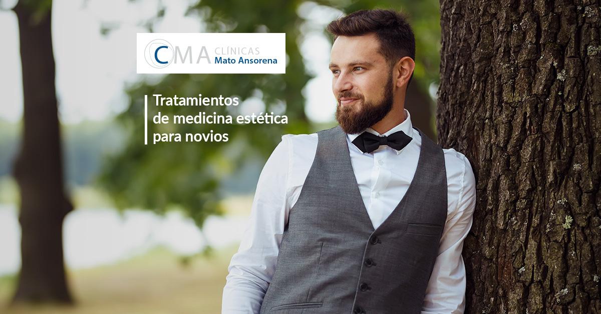 Tratamientos de medicina estética para novios
