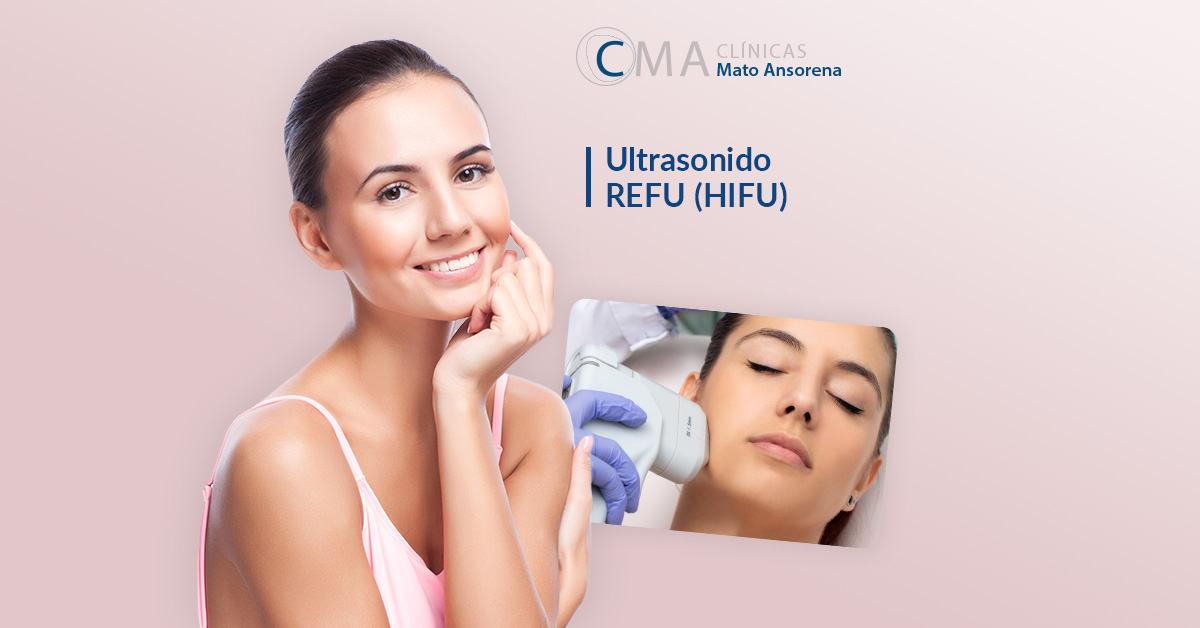 ultrasonido REFU HIFU