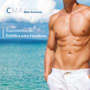 tratamientos estéticos para hombres