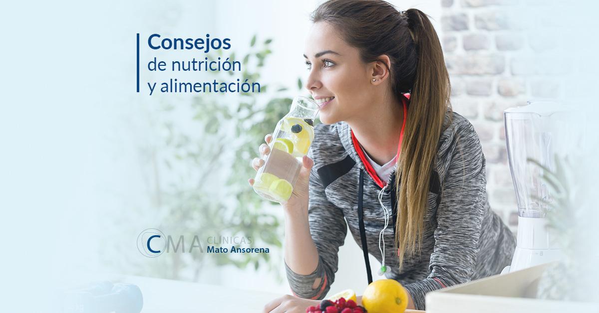 Alimentación y nutrición durante la cuarenta