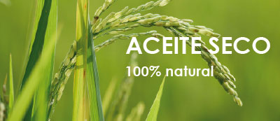 Aceite de arroz - Aceite de germen de arroz 100% natural
