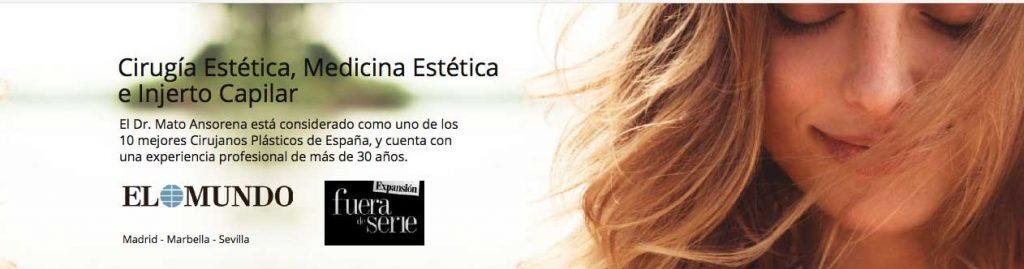 Las mejores Clínicas de Cirugía Estética y Medicina Estética de España
