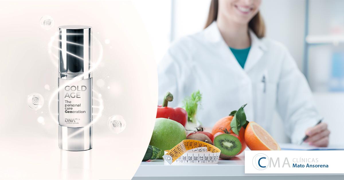 dermogenómica y nutrigenética