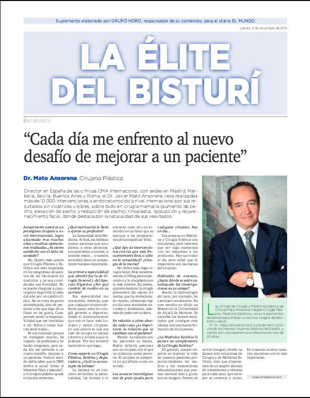 Mejores Cirujanos Plásticos España