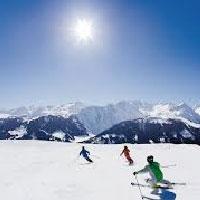 Protégete del sol en invierno